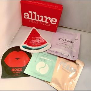 Other - Allure Beauty Box Face Mask Bundle